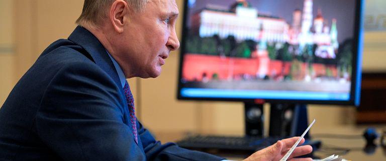 Rosja zapowiada odwet za sankcje nałożone przez USA