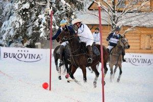 Bukovina Polo Snow Masters 2015 - królewski sport u podnóża Tatr