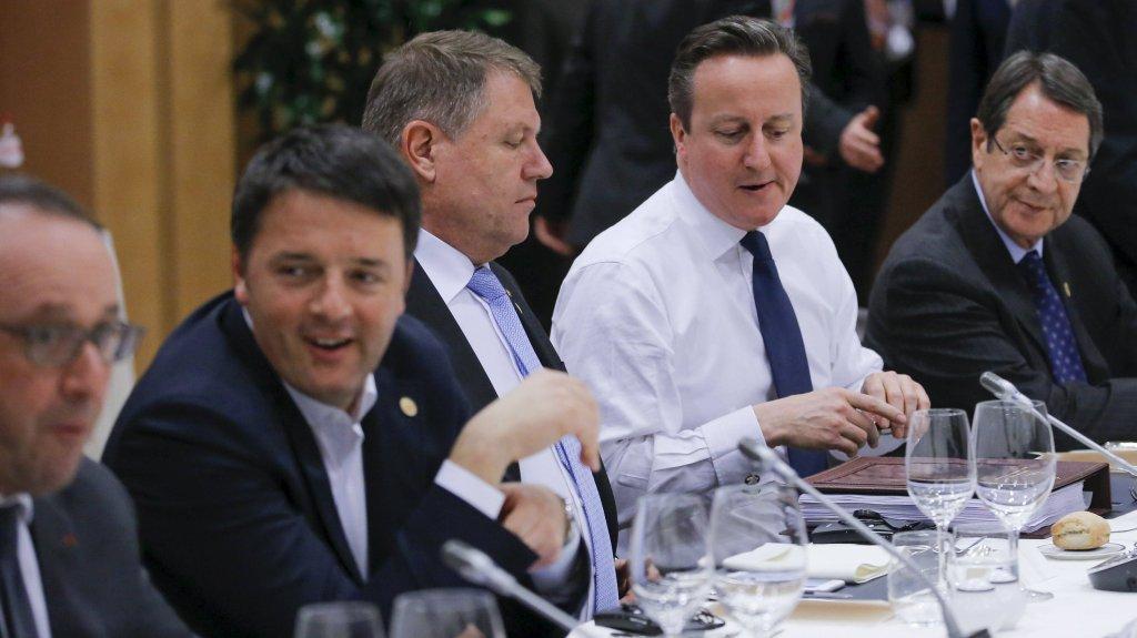 Negocjacje UE-Wielka Brytania
