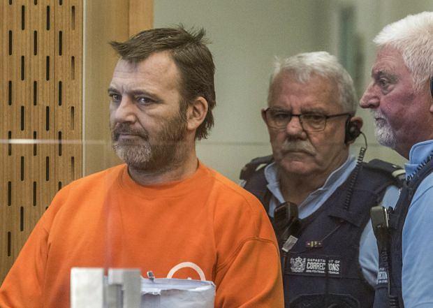 44-letni Philip Arps skazany na 21 miesięcy więzienia za udostępnianie filmu z zamachu w Nowej Zelandii
