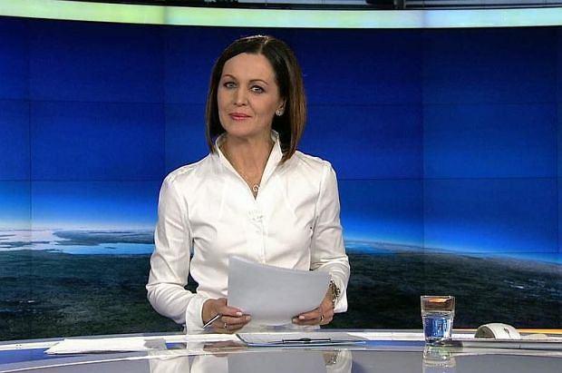 Diana Rudnik, nowa prowadząca 'Faktów' TVN