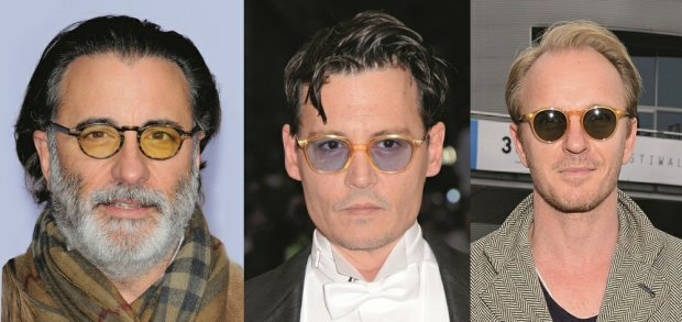 Andy Garcia, Johnny Depp i Jacek Borcuch