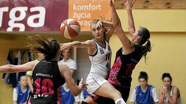 KKS Olsztyn - Basket 25 Bydgoszcz 72:54