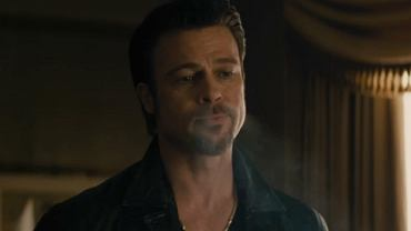 "Brad Pitt w ""Killing Them Softly"""