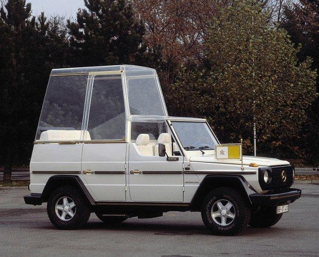 "Mercedes 230 G ""Papa-G"""