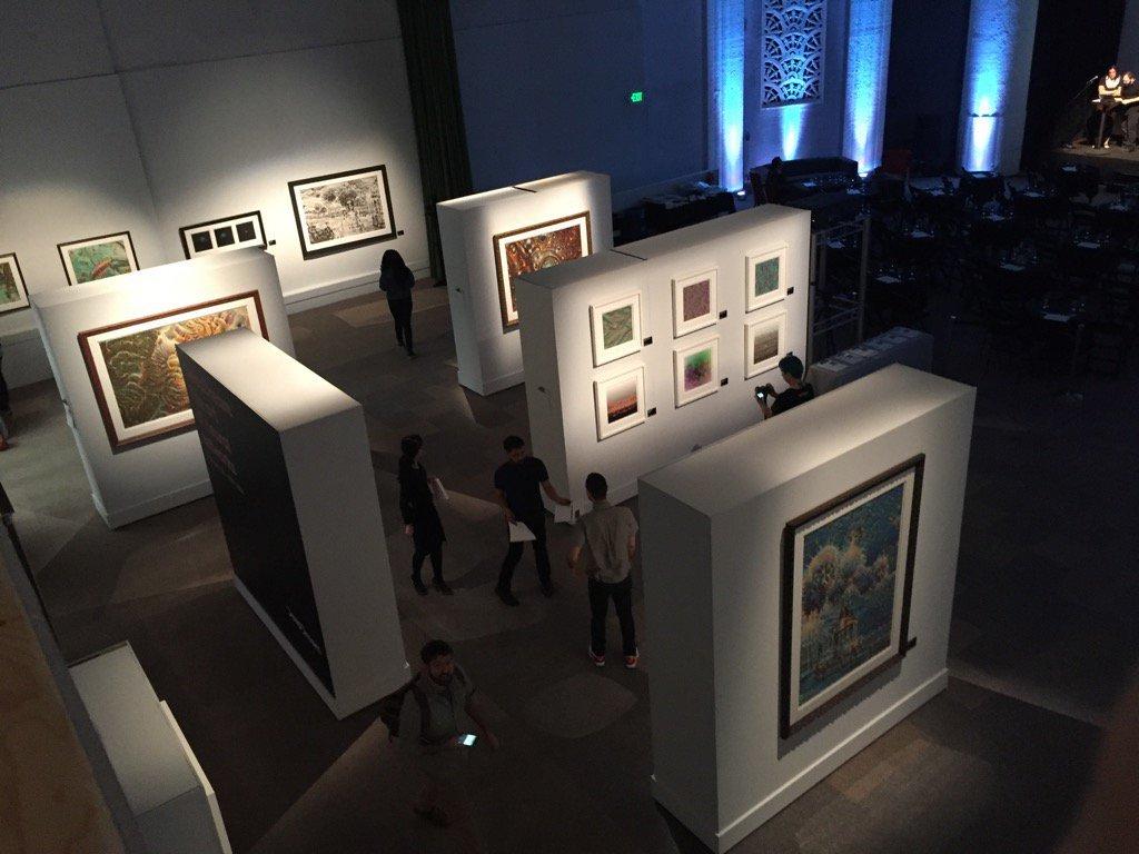 Wystawa sztuki w San Francisco