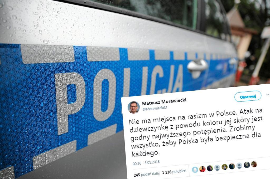 Atak rasistowski na Turczynkę