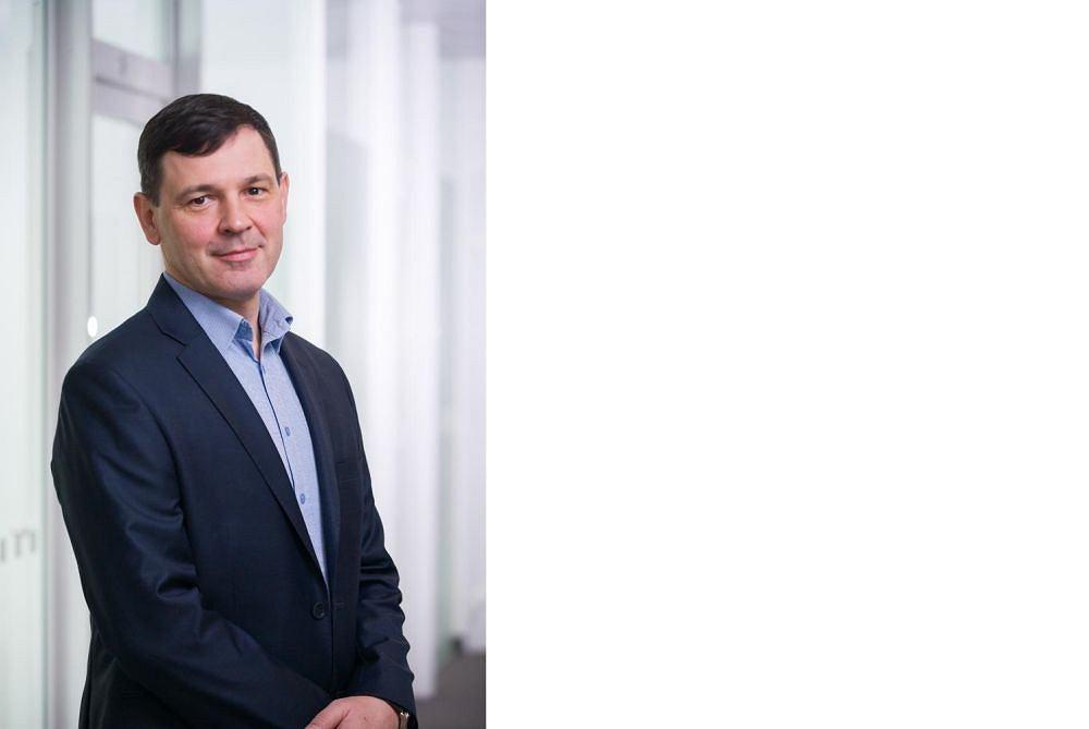 Krzysztof Kalita, kierownik Działu Wsparcia Technicznego i Zarządzania Produktem w firmie Deceuninck