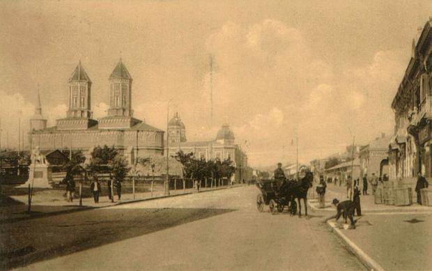 Jassy, Rumunia, 1911 r.