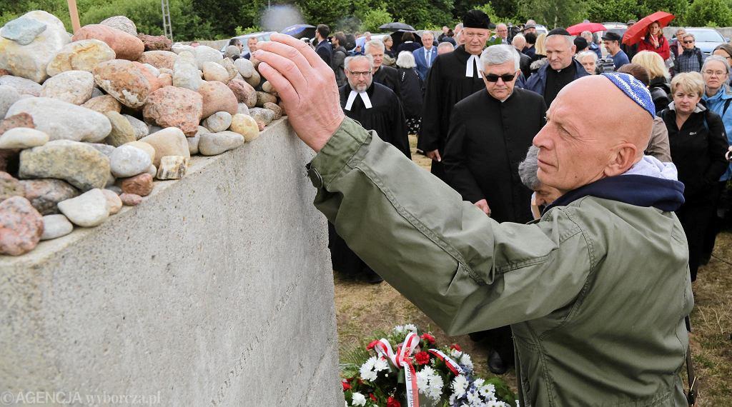 Obchody 78. rocznicy pogromu Żydów w Jedwabnem