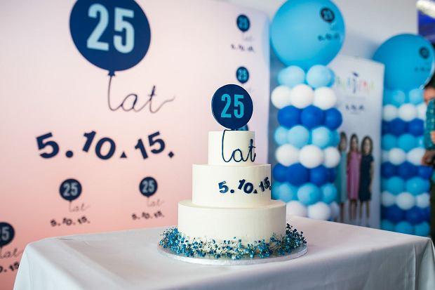 Urodzinowy tort 5.10.15.