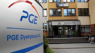Siedziba PGE Dystrybucja w Lublinie