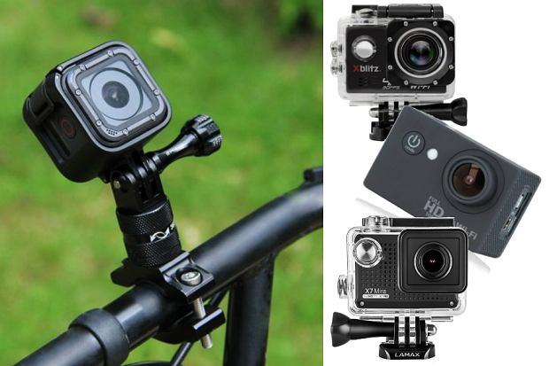 Tanie kamery sportowe /