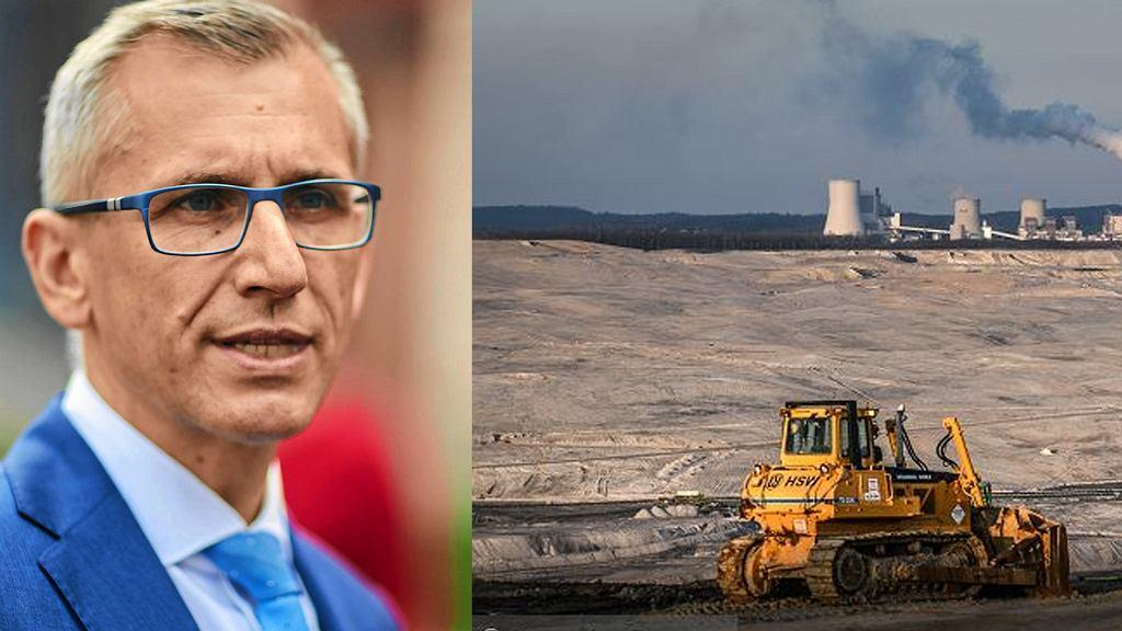 Senator Kwiatkowski o konflikcie wokół kopalni Turów