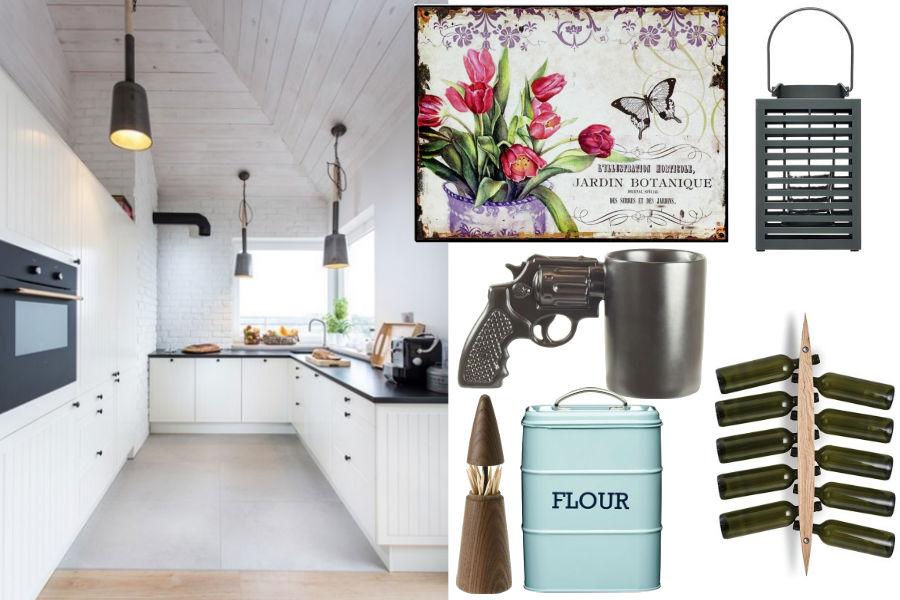 Tanie i stylowe dodatki do kuchni