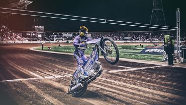 Bartosz Zmarzlik wygrywa rundę Grand Prix we Wrocławiu