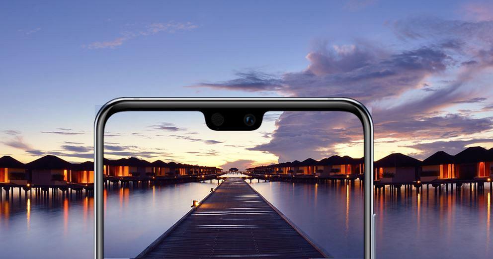 Ekran Huawei P20