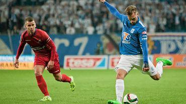 Lech Poznań - Podbeskidzie Bielsko-Biała 0:1. Barry Douglas