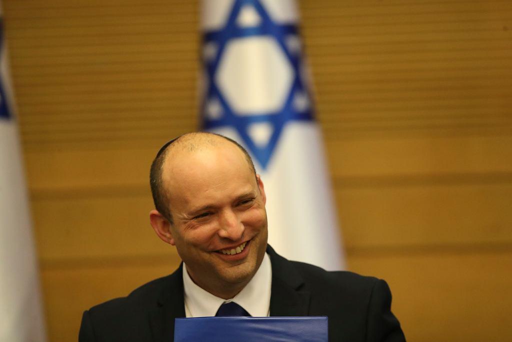 Nowy premier Izraela Naftali Benet