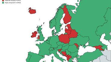 Mapa wstydu polskiej piłki