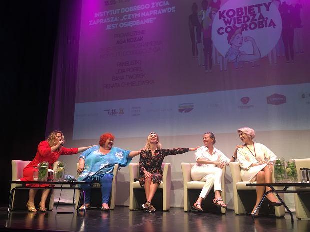 'Osiędbanie' podczas konferencji 'Kobiety wiedzą, co robią'