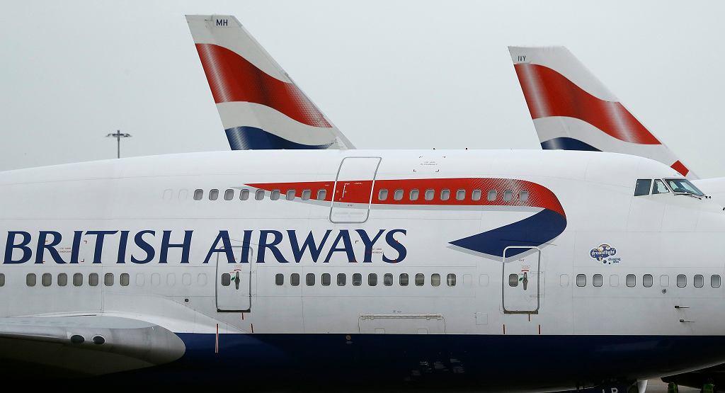 Britain BA Strike