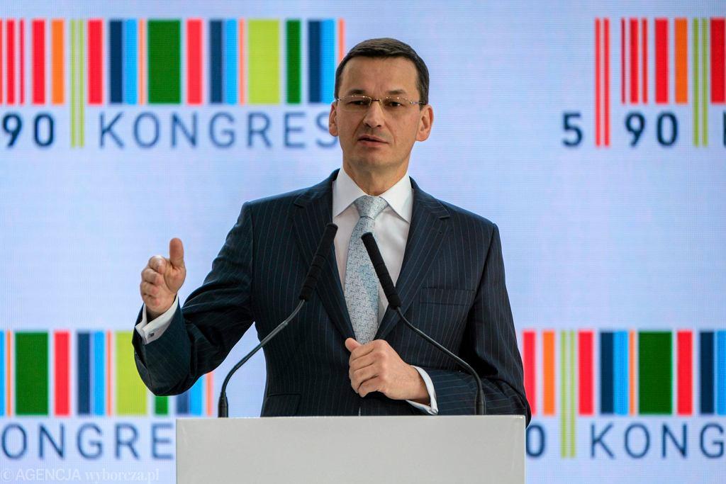 Wicepremier, minister rozwoju i finansów ogłasza