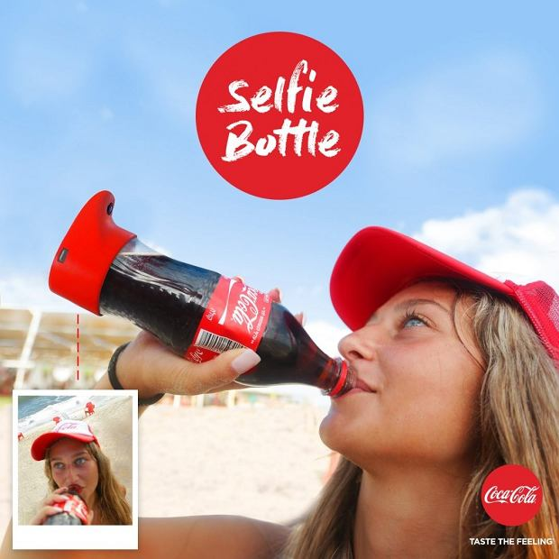 Selfie Bottle