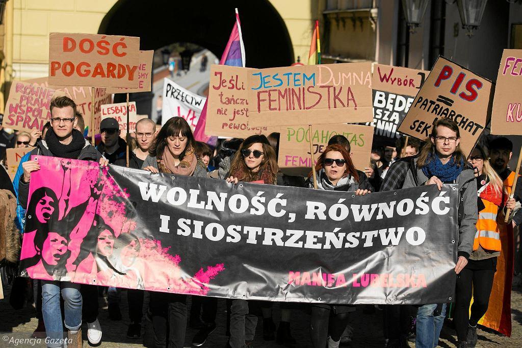 Manifa w Lublinie