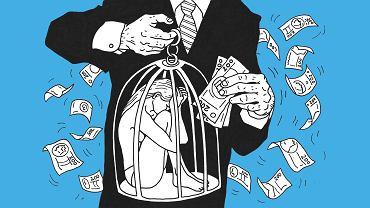 Prostytutki nie mogą liczyć na żadną pomoc państwa. Cała sfera prawa to fikcja.