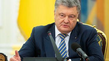 Petro Poroszenko chce, by na Ukrainie wprowadzono stan wojenny