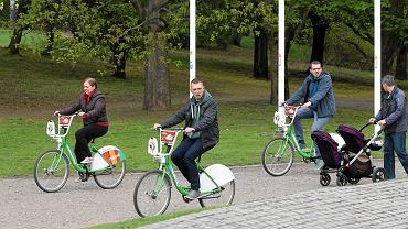 Szczecinianie pokochali rower miejski