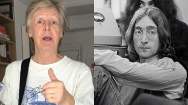 PaulMcCartney i John Lennon