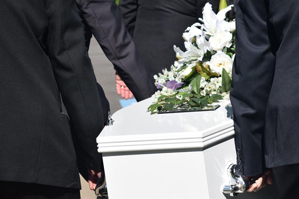 pogrzeb zdjęcie ilustracyjne, urlop okolicznościowy