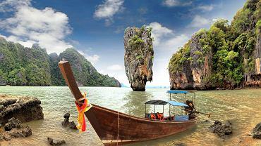 Tajlandia to piękna egzotyczna fasada