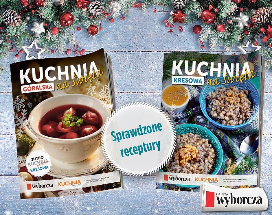 świąteczne Przepisy Kuchni Góralskiej I Kresowej Specjalny