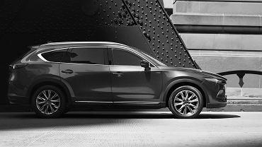 Mazda CX-8 (teaser)