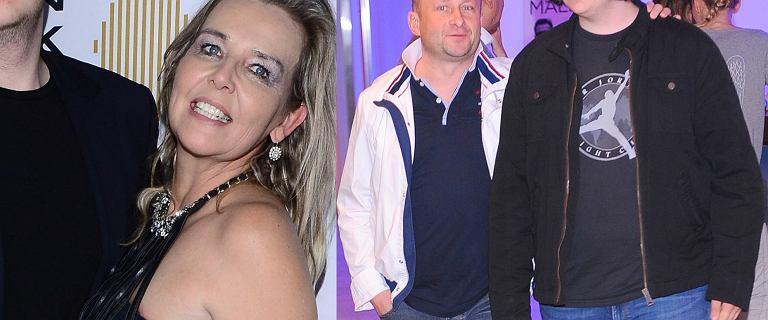 Była żona Kamila Durczoka zabrała na ściankę ich syna. Kamil Durczok junior schudł i ściął długie włosy