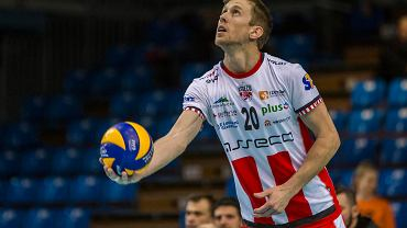 David Smith. Asseco Resovia Rzeszow - Cuprum Lubin 3-0