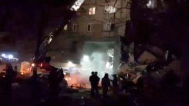 Eksplozja gazu w Magnitogorsku