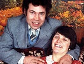 Fred i Rose West w 1980 r.