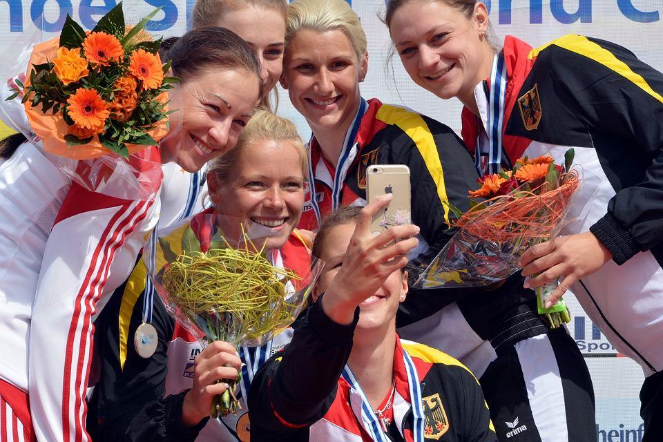 Kajakowy Puchar Świata w Duisburgu 2016. Najlepsze osady w finale K-2 na 500 m