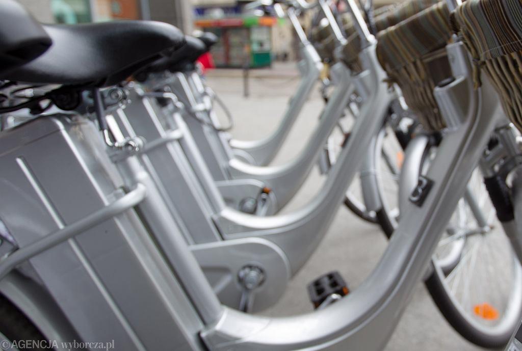 Rowery elektryczne, zdj. ilustracyjne