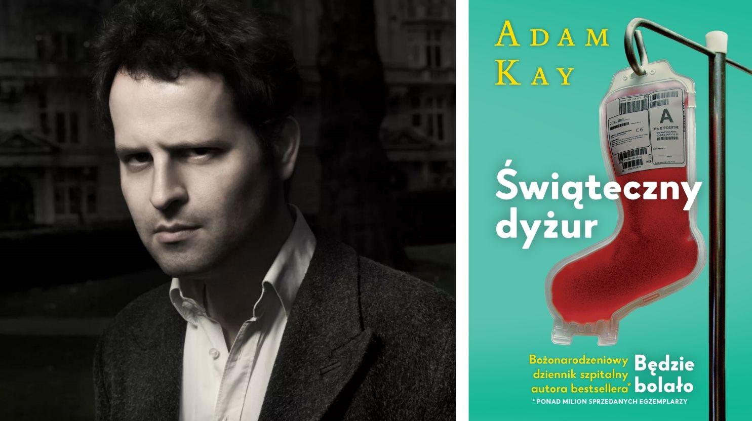 Książka Adama Kaya ukazała się nakładem Wydawnictwa Insignis (mat. prasowe)