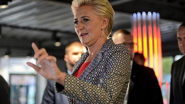 Para prezydencka Andrzej Duda i Agata Kornhauser-Duda