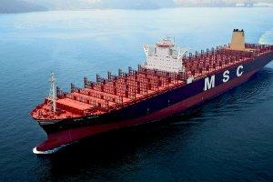 Największy kontenerowiec świata zawinie do Gdańska