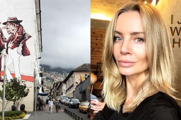 'Azja Express': Agnieszka Woźniak-Starak pokazuje kulisy