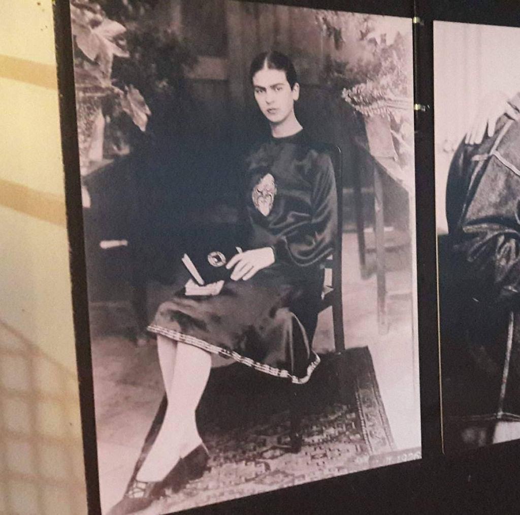 Wystawa 'Frida i Diego. Niech żyje życie!' w Kinie Nowe Horyzonty we Wrocławiu / Fot. Hanna Zakrzewska