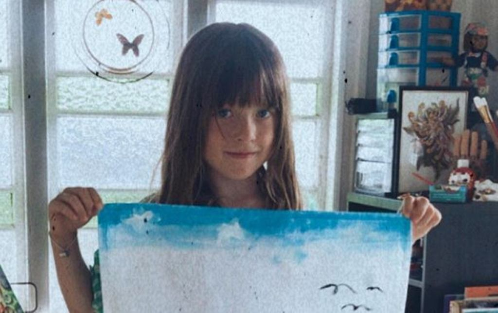 7-latka sprzedaje ręczniki, żeby ratować chorego na raka mózgu ojca
