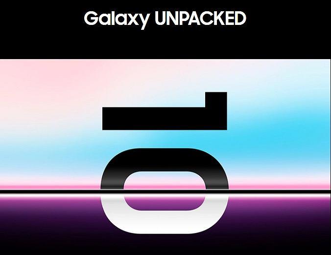 Samsung szykuje się do konferencji Unpacked 2019